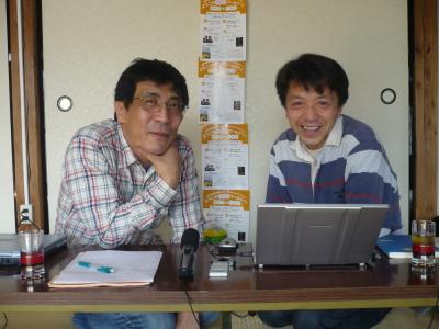 山下久仁明さん と りょうまの父